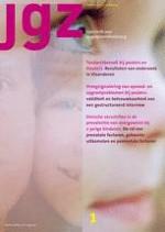 JGZ Tijdschrift voor jeugdgezondheidszorg 1/2013