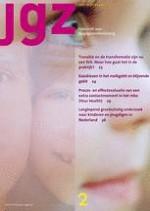 JGZ Tijdschrift voor jeugdgezondheidszorg 2/2015