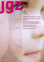 JGZ Tijdschrift voor jeugdgezondheidszorg 1/2017