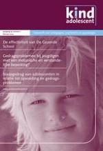 Kind en adolescent 1/2014