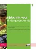 Tijdschrift voor Kindergeneeskunde 1/2011