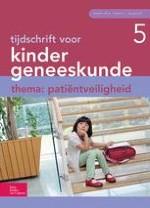 Tijdschrift voor Kindergeneeskunde 5/2014