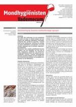 Mondhygienisten vademecum 4/2012
