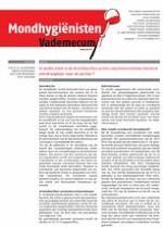 Mondhygienisten vademecum 10/2013
