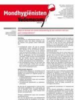 Mondhygienisten vademecum 2/2013