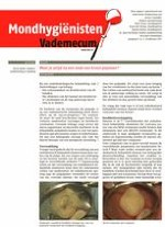 Mondhygienisten vademecum 2/2011