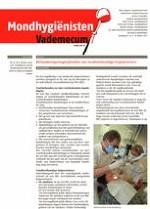 Mondhygienisten vademecum 3/2011