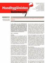 Mondhygienisten vademecum 4/2011