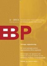 Nederlands Tijdschrift voor Evidence Based Practice 3/2012
