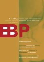 Nederlands Tijdschrift voor Evidence Based Practice 2/2013