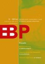 Nederlands Tijdschrift voor Evidence Based Practice 2/2014