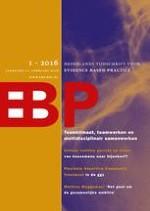 Nederlands Tijdschrift voor Evidence Based Practice 1/2016
