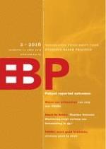Nederlands Tijdschrift voor Evidence Based Practice 2/2016