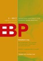 Nederlands Tijdschrift voor Evidence Based Practice 2/2017