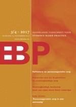 Nederlands Tijdschrift voor Evidence Based Practice 3-4/2017