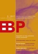 Nederlands Tijdschrift voor Evidence Based Practice 5/2017