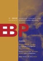 Nederlands Tijdschrift voor Evidence Based Practice 1/2010