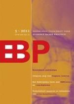 Nederlands Tijdschrift voor Evidence Based Practice 5/2011