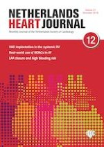 Netherlands Heart Journal 12/2019