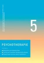 Tijdschrift voor Psychotherapie 5/2015