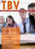 TBV – Tijdschrift voor Bedrijfs- en Verzekeringsgeneeskunde 5/2010