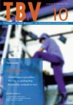 TBV – Tijdschrift voor Bedrijfs- en Verzekeringsgeneeskunde 10/2011