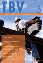 TBV – Tijdschrift voor Bedrijfs- en Verzekeringsgeneeskunde 3/2012