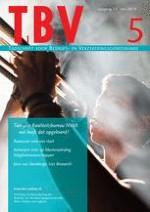TBV – Tijdschrift voor Bedrijfs- en Verzekeringsgeneeskunde 5/2014