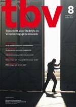 TBV – Tijdschrift voor Bedrijfs- en Verzekeringsgeneeskunde 8/2015