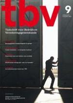 TBV – Tijdschrift voor Bedrijfs- en Verzekeringsgeneeskunde 9/2015
