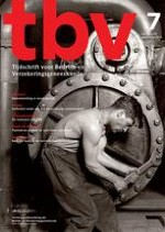 TBV – Tijdschrift voor Bedrijfs- en Verzekeringsgeneeskunde 7/2016