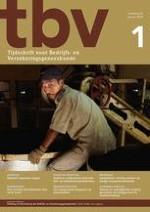 TBV – Tijdschrift voor Bedrijfs- en Verzekeringsgeneeskunde 1/2018