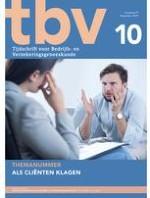 TBV – Tijdschrift voor Bedrijfs- en Verzekeringsgeneeskunde 10/2019