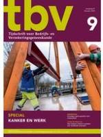TBV – Tijdschrift voor Bedrijfs- en Verzekeringsgeneeskunde 9/2019