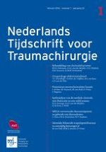Nederlands Tijdschrift voor Traumachirurgie 1/2014