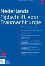 Nederlands Tijdschrift voor Traumachirurgie 2/2014
