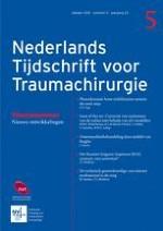 Nederlands Tijdschrift voor Traumachirurgie 5/2015