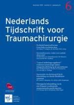 Nederlands Tijdschrift voor Traumachirurgie 6/2015