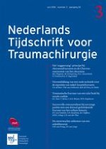 Nederlands Tijdschrift voor Traumachirurgie 3/2016