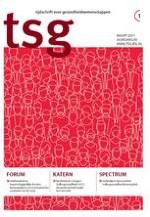 TSG - Tijdschrift voor gezondheidswetenschappen 1/2007