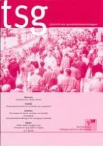 Tijdschrift voor gezondheidswetenschappen 3/2011