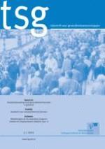 TSG - Tijdschrift voor gezondheidswetenschappen 5/2012