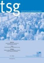 TSG - Tijdschrift voor gezondheidswetenschappen 6/2012