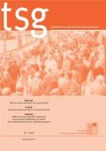 TSG - Tijdschrift voor gezondheidswetenschappen 6/2013