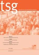 Tijdschrift voor gezondheidswetenschappen 8/2013