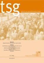 Tijdschrift voor gezondheidswetenschappen 6/2014