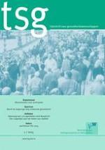 TSG - Tijdschrift voor gezondheidswetenschappen 1/2015