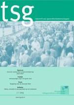 Tijdschrift voor gezondheidswetenschappen 7/2015