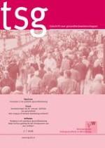 TSG - Tijdschrift voor gezondheidswetenschappen 7/2016