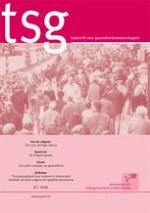 TSG - Tijdschrift voor gezondheidswetenschappen 8/2016
